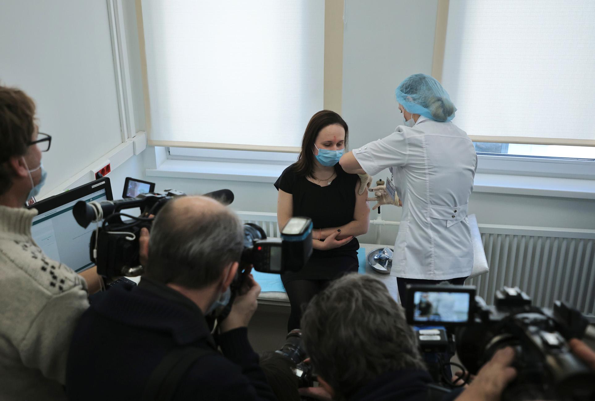 Κορονοϊός: Έτοιμη για ευρείας κλίμακας εμβολιασμό η Μόσχα