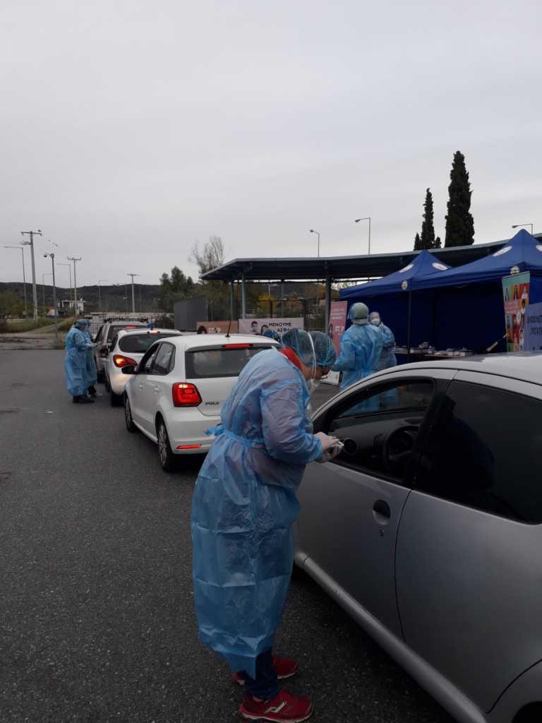 Κορονοϊός: 15 κρούσματα σε 3.489 rapid test σε όλη την Ελλάδα