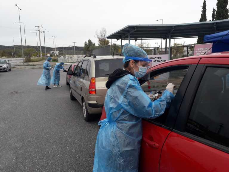 Κρήτη: «Κόκκινος» συναγερμός στα Ανώγεια – 13 θετικά κρούσματα κορονοϊού στα rapid test