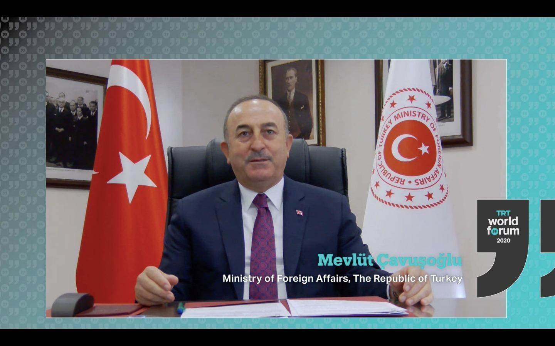 Τσαβούσογλου: Βγάζει «χολή» για τον έλεγχο σε τουρκικό πλοίο από την «επιχείρηση Ειρήνη»