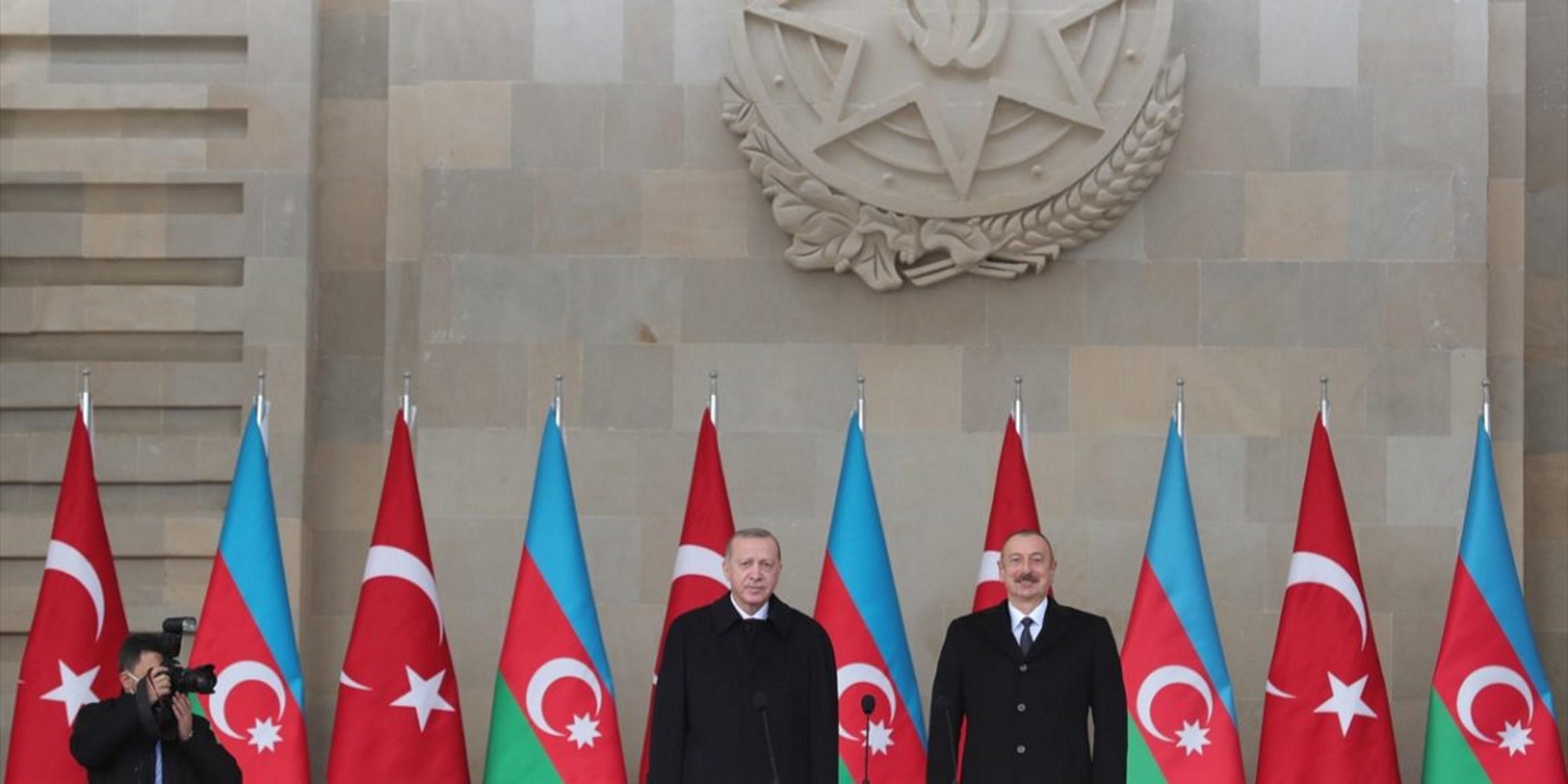 «Παραλήρημα» Ερντογάν: Οι Αρμένιοι ας μάθουν από την ήττα τους – Το προκλητικό σχόλιο για τη γενοκτονία του 1915