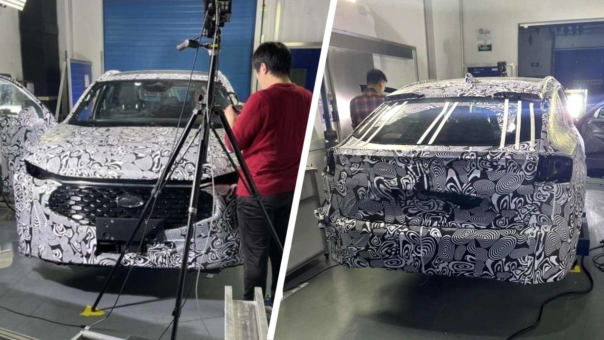 Είναι αυτό το νέο Ford Mondeo; [pics]