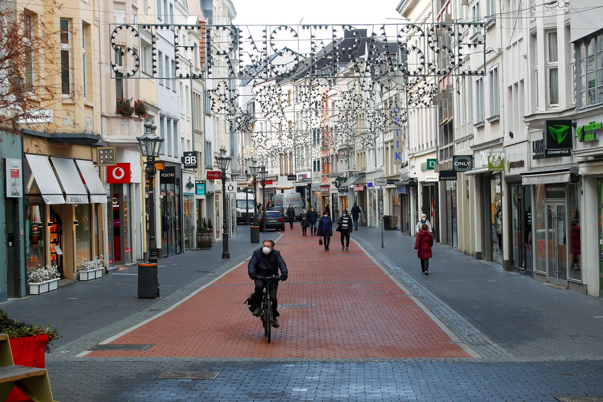 Κορονοϊός – Γερμανία: Επιφυλάξεις για τις πασχαλινές διακοπές, αισιοδοξία για το τέλος Μαΐου