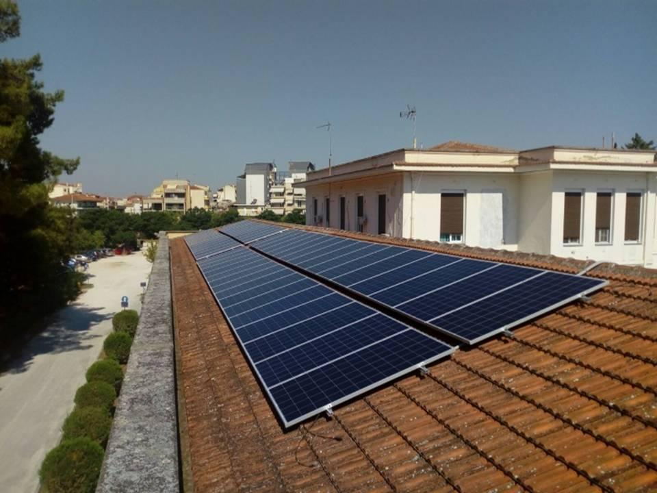 ΓΕΣ: Ξεκινούν εργασίες ενεργειακής αναβάθμισης σε υποδομές του Στρατού Ξηράς! [pics]