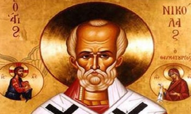 Αύριο γιορτάζει ο Άγιος Νικόλαος : Πώς αποδείχτηκε επιστημονικά η μυροβλυσία των λειψάνων του;
