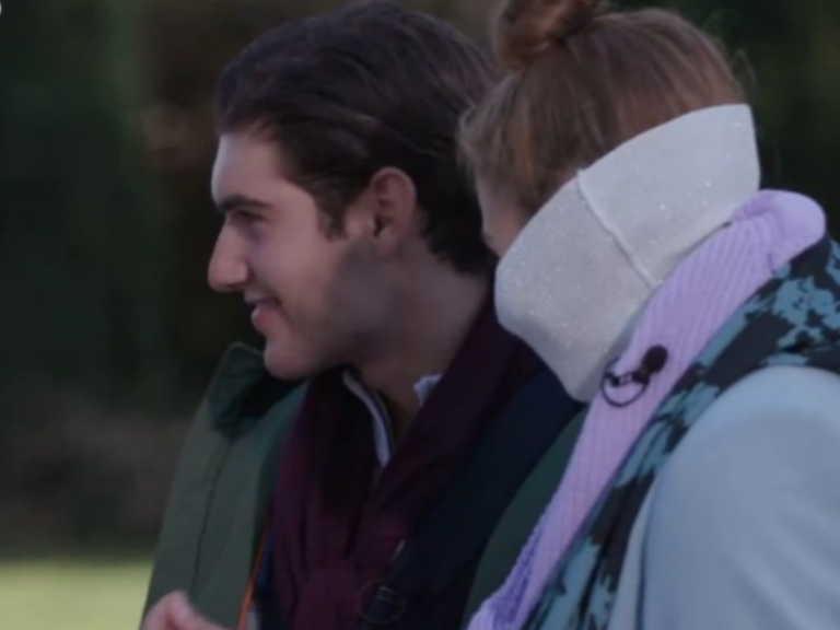 GNTM: Αιμιλιάνο και Μαριαγάπη βαρέθηκαν να κρύβονται και μιλούν ανοιχτά για τη σχέση τους