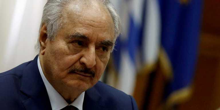 Η Γαλλία καλεί το Στρατάρχη Χάφταρ «να αποφύγει κάθε επανάληψη εχθροπραξιών» στη Λιβύη!