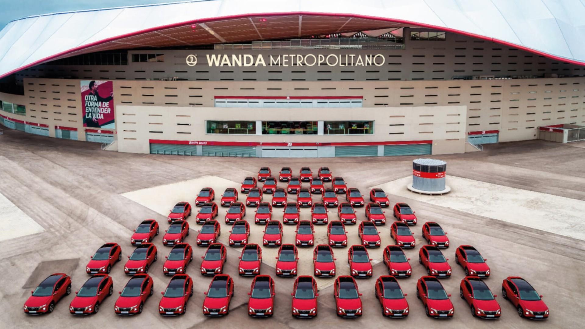 Hyundai: Ένα Tucson για κάθε παίχτη/παίχτρια της Atlético Madrid [vid]