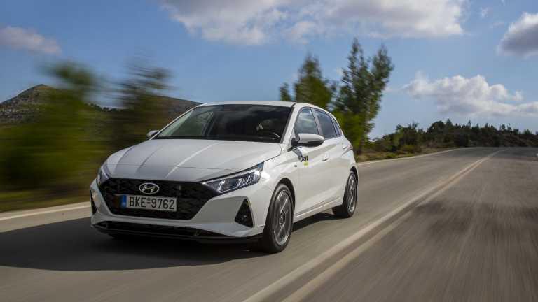 Δοκιμάζουμε το νέο και ήπια υβριδικό Hyundai i20 [pics]
