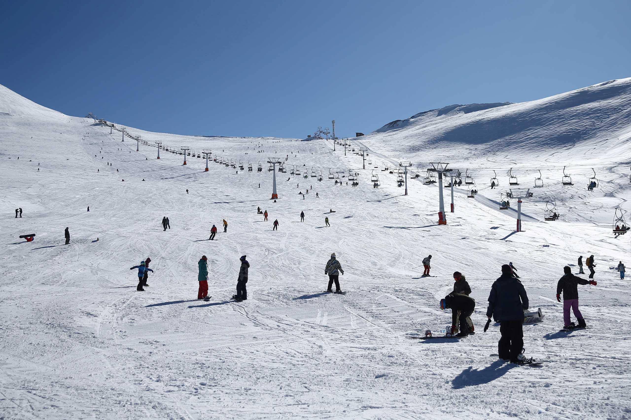 Ιράν: Τουλάχιστον 8 ορειβάτες σκοτώθηκαν και 12 αγνοούνται λόγω χιονοθύελλας