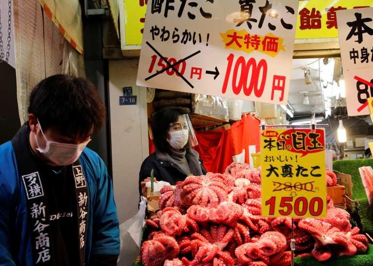 Κορονοϊός: Ρεκόρ κρουσμάτων και στην Ιαπωνία