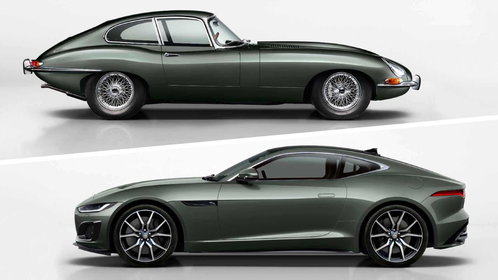 Jaguar F-Type Heritage 60: Επετειακή έκδοση με άρωμα E-Type