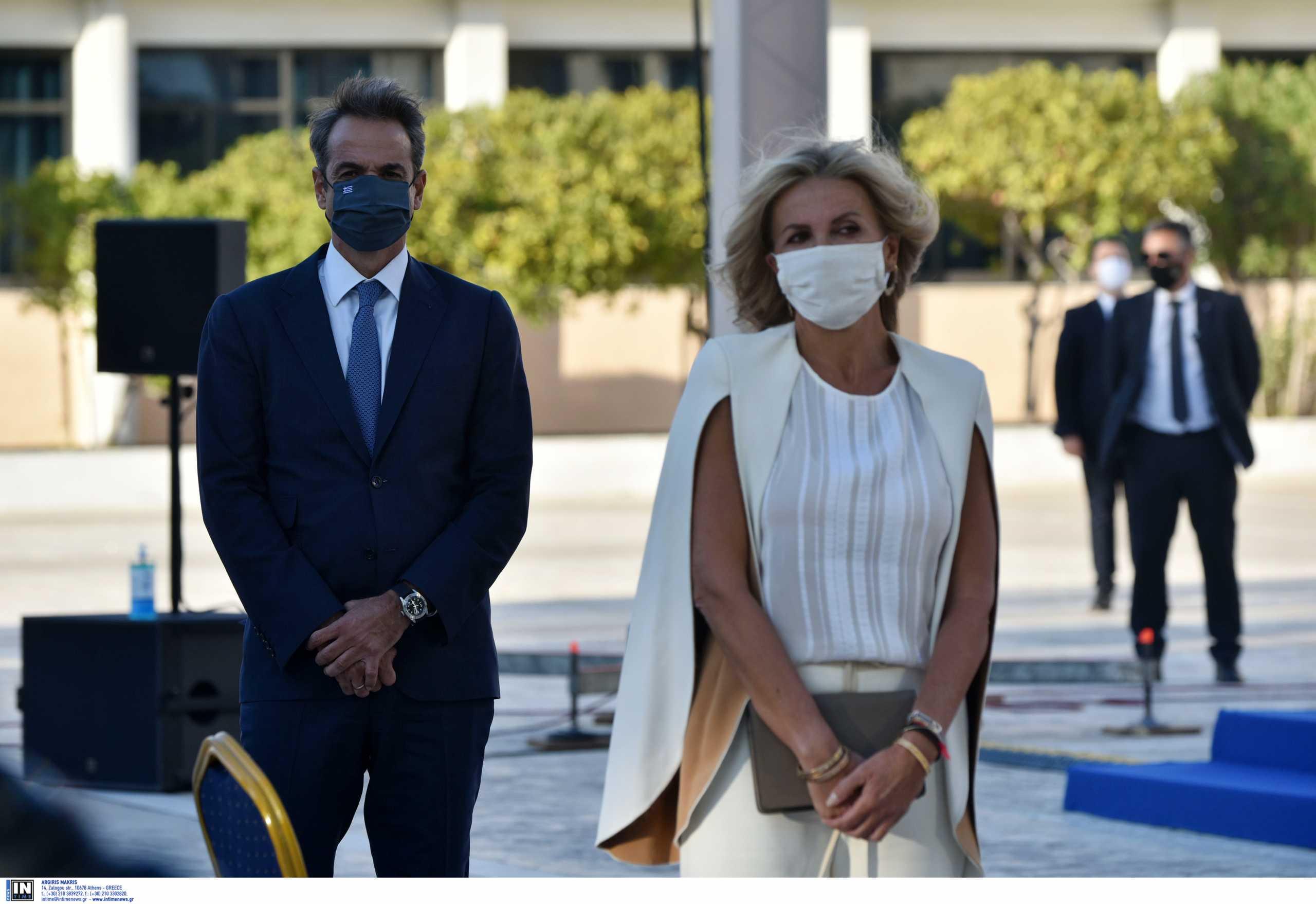 Κορονοϊός: Εμβόλιο στον Ευαγγελισμό για Κυριάκο και Μαρέβα Μητσοτάκη στις 28/12