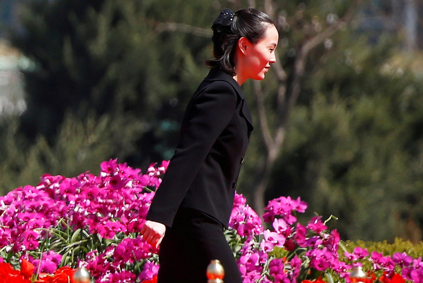 Βόρεια Κορέα: Η αδελφή του Κιμ Γιονγκ Ουν απειλεί τη Σεούλ επειδή αμφισβητεί τα «μηδενικά κρούσματα» κορονοϊού