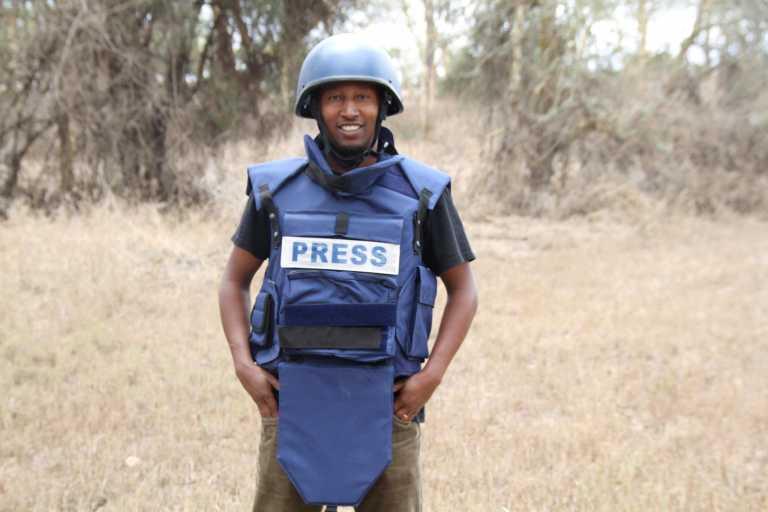Συνελήφθη εικονολήπτης του Reuters στην Αιθιοπία