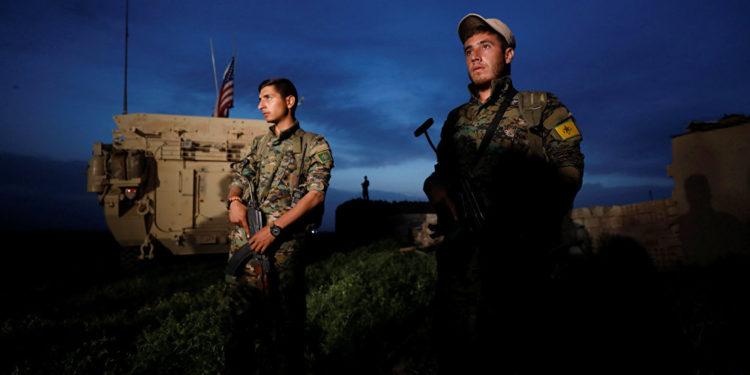"""Κούρδοι μαχητές """"θέρισαν"""" τουρκικές στρατιωτικές θέσεις στη Συρία – Αποκαλυπτικά από την αιματηρή επίθεση [vid]"""