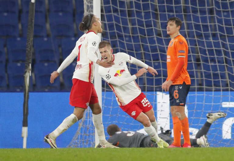 """Champions League: """"Λύτρωση"""" για την Λειψία σε τρελό ματς! """"Καθάρισε"""" ο Μπεργκ για την Κρασνοντάρ (videos)"""