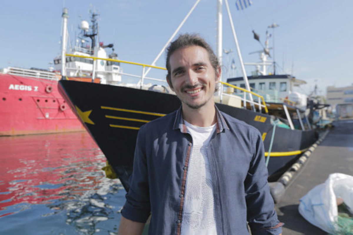 Λευτέρης Αραπάκης: Ποιος είναι ο 26χρονος Έλληνας που βραβεύτηκε από τον ΟΗΕ για το περιβάλλον (pics, vid)
