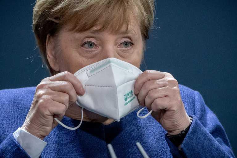 Γερμανία: Οι σύμβουλοι της Μέρκελ πιστεύουν ότι η αυστηροποίηση των μέτρων δεν είναι αποτελεσματική