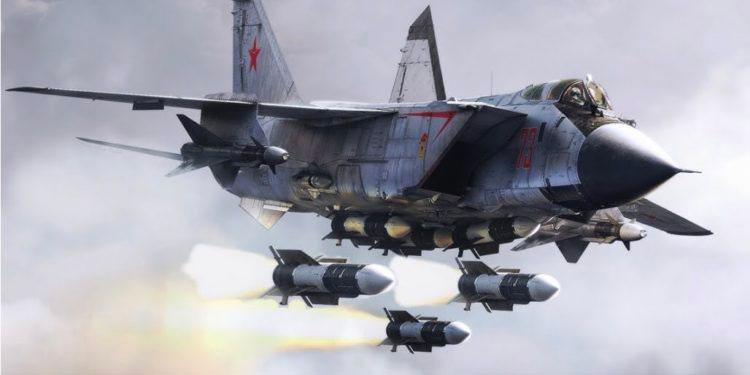 """""""Ύποπτες"""" κινήσεις του Πούτιν – Γιατί τα θρυλικά και τρομακτικά ρωσικά μαχητικά MiG-31 αναπτύσσονται στην Αρκτική;"""
