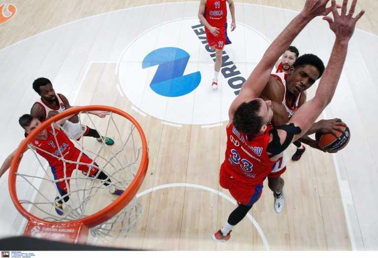 Euroleague – Μιλουτίνοφ: Κορυφαία τάπα της αγωνιστικής αυτή κόντρα στον… Ολυμπιακό (video)