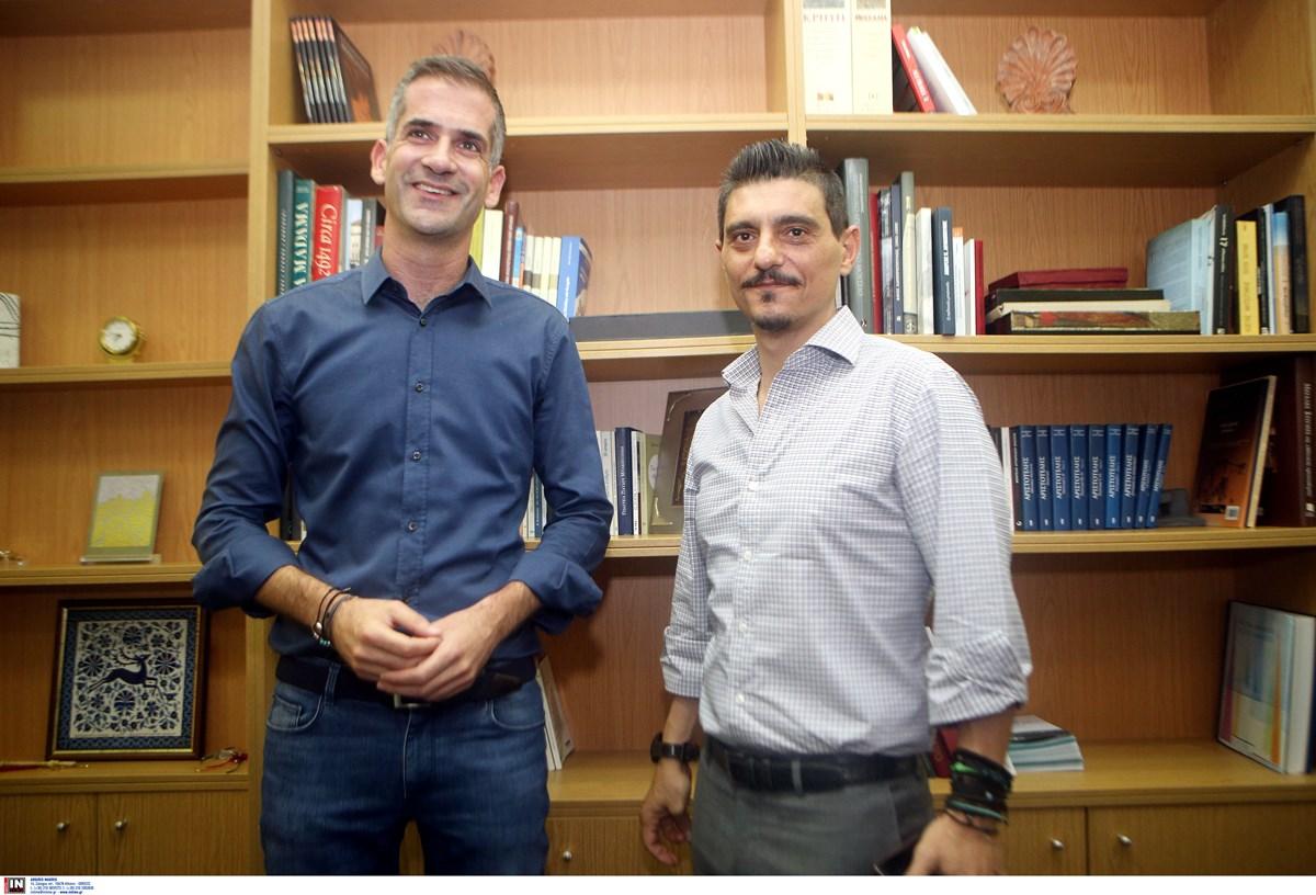 Μπακογιάννης: «Πολύ καλή διάθεση ο Γιαννακόπουλος, προσωπικά είμαι αισιόδοξος»