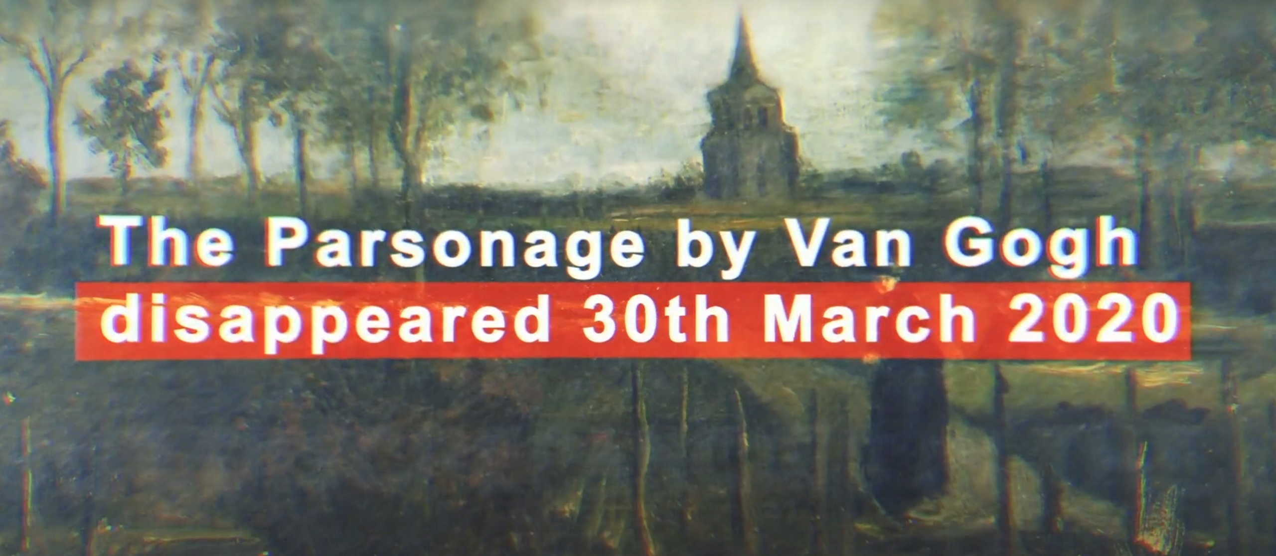 """Διάσημοι χαμένοι πίνακες """"ζωντανεύουν"""" μέσω της ψηφιακής έκθεσης """"Missing Masterpieces"""" (pics, video)"""