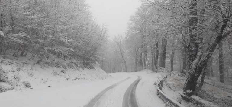Που χιονίζει τώρα – Live εικόνα από όλη την Ελλάδα
