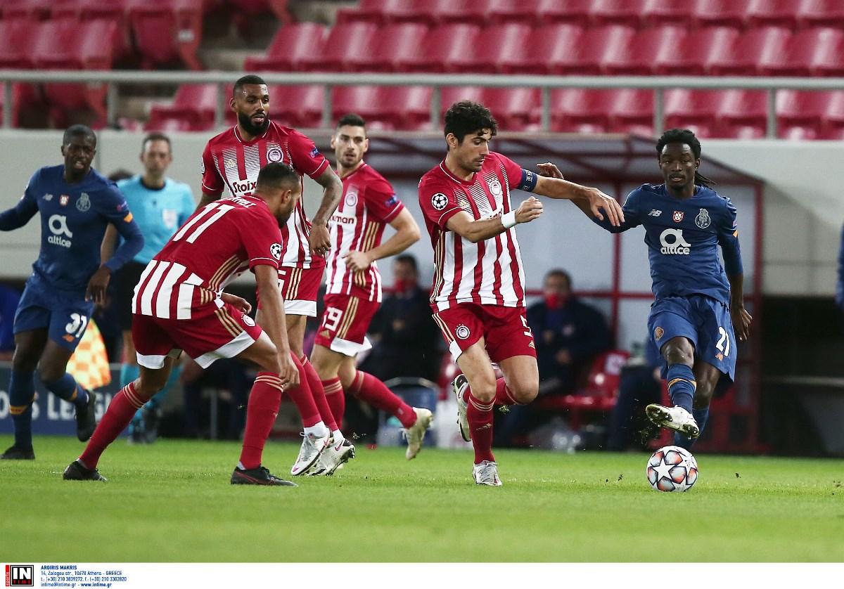 Ολυμπιακός – Πόρτο: «Δώρο» η πρόκριση! Στο Europa League μέσω… Μάντσεστερ