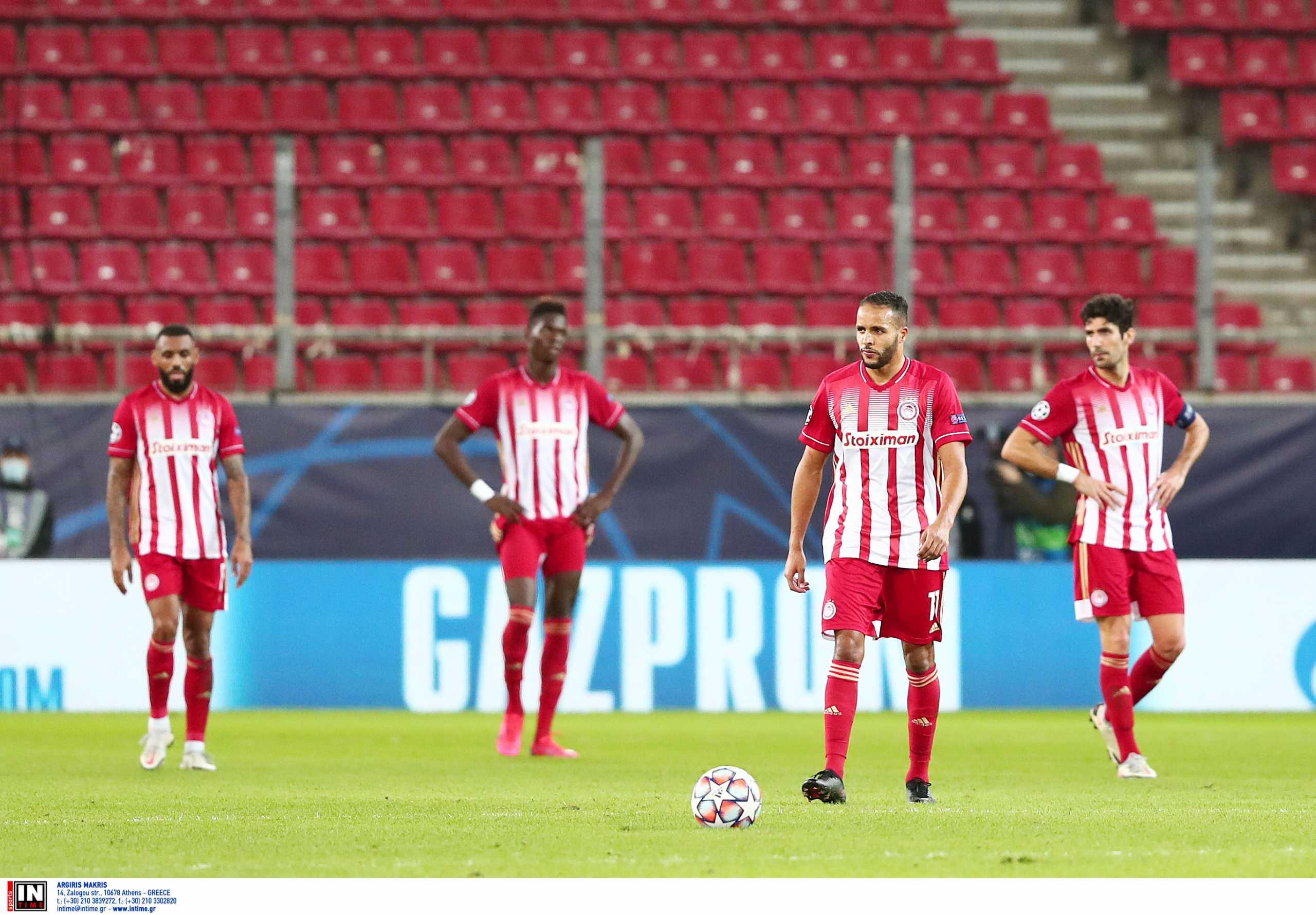 Champions και Europa league: Χρονιά… Βατερλώ για το ελληνικό ποδόσφαιρο