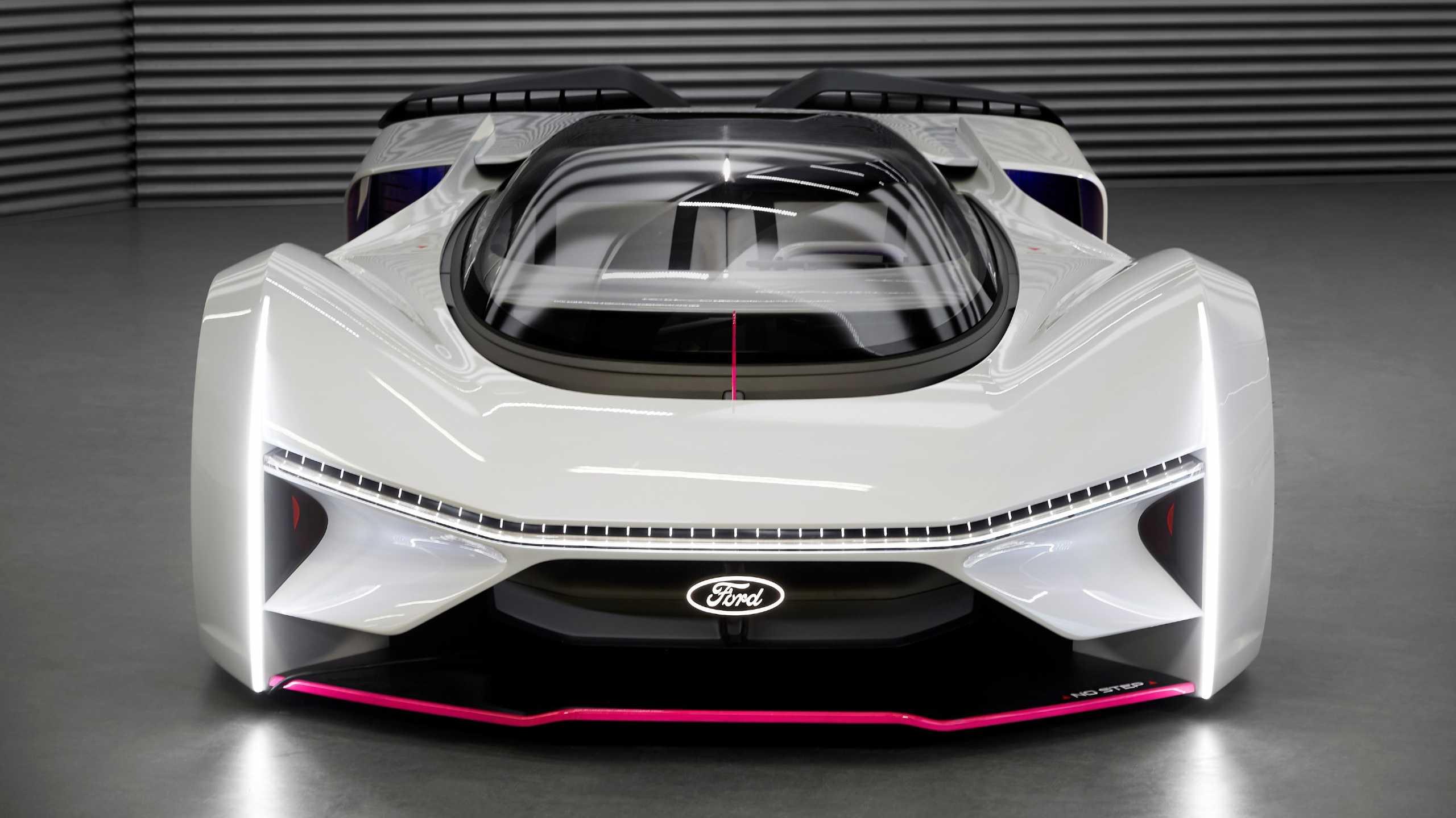 Team Fordzilla P1: Το αγωνιστικό υπεραυτοκίνητο της Ford