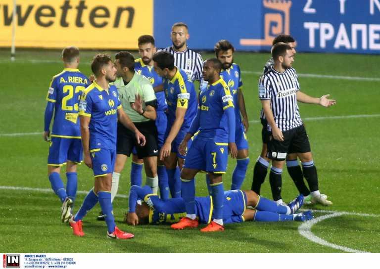 ΠΑΟΚ – Αστέρας Τρίπολης 2-0 LIVE: Γκολάρα ο Τζόλης – Κέρδισε και πέναλτι