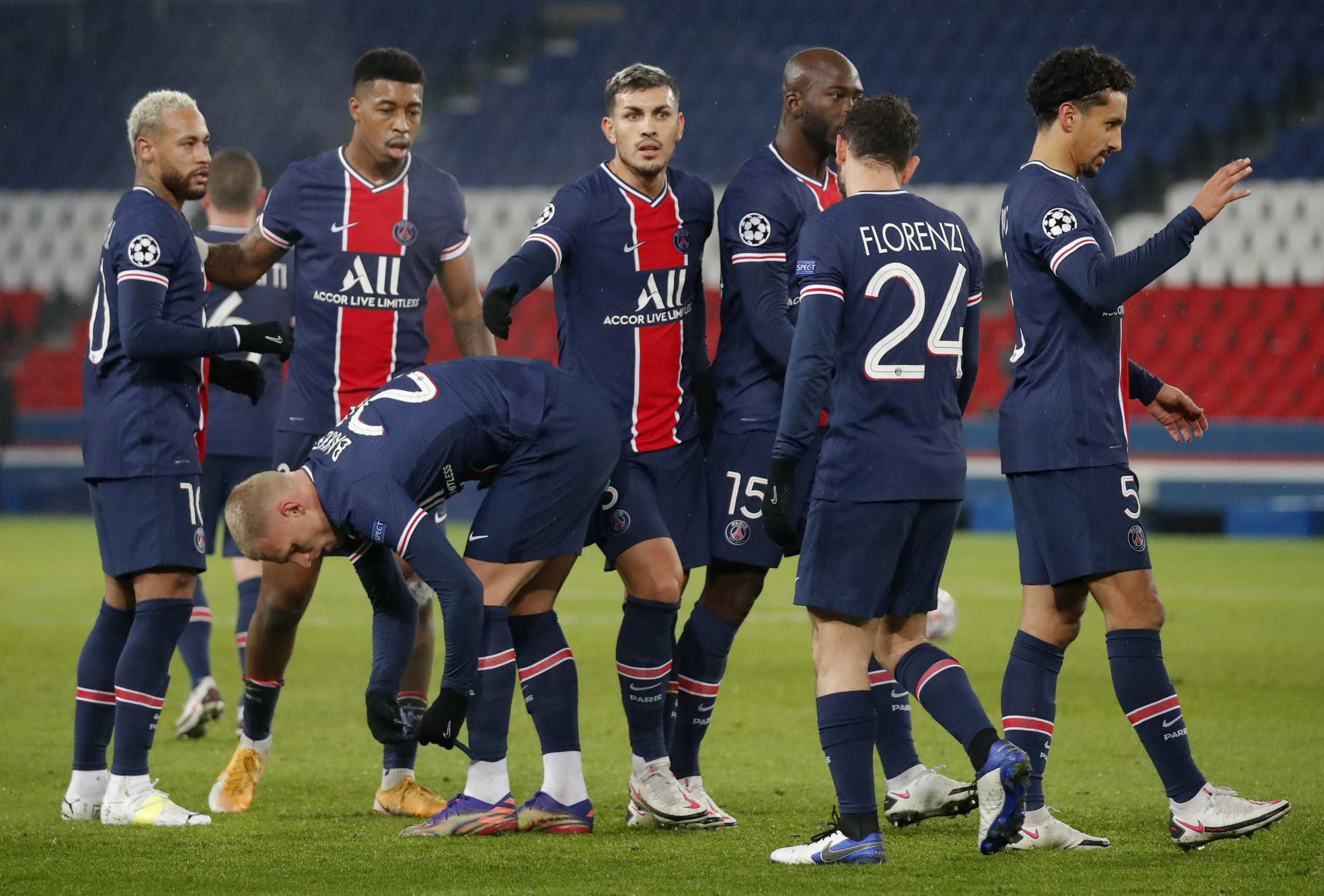 Champions League: Πεντάστερη και πρώτη η Παρί! Χατ-τρικ από τον Νεϊμάρ (video)