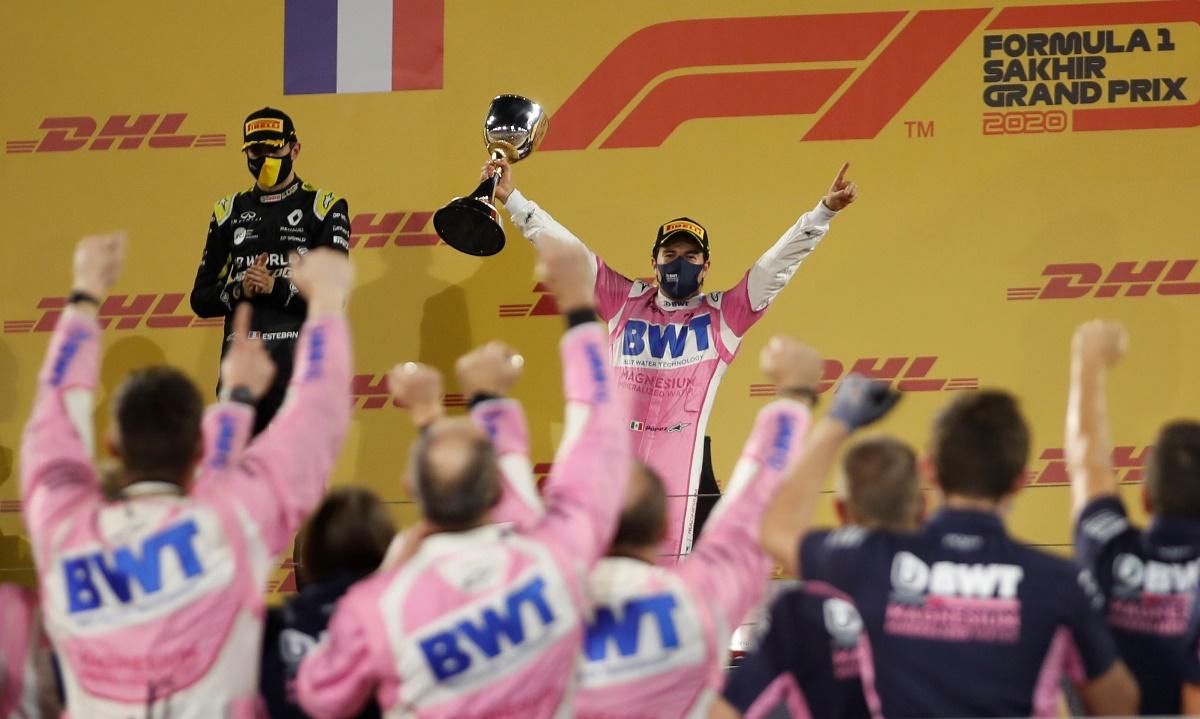 Formula 1: Ο Πέρεζ πανηγύρισε έξαλλα την παρθενική του νίκη (videos)