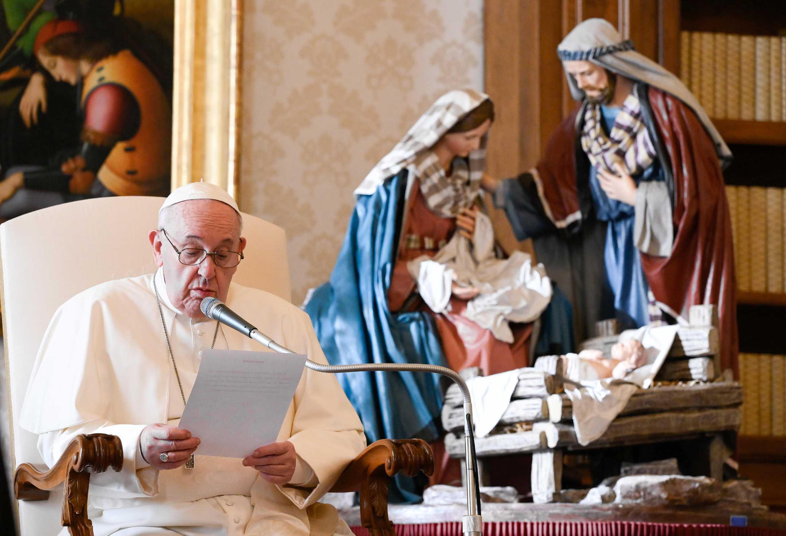 Γενέθλια για τον πάπα Φραγκίσκο – Το συγκινητικό μήνυμα του Ματαρέλα