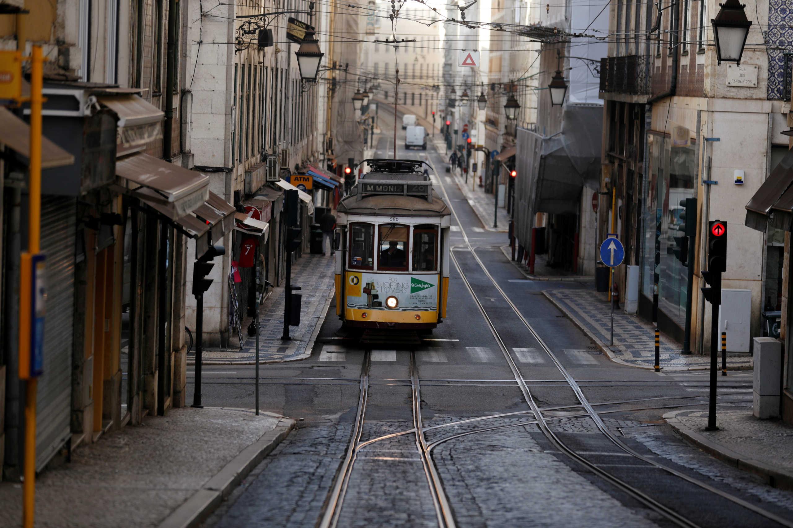Πορτογαλία: Ενισχύεται το lockdown μετά το ρεκόρ μολύνσεων κορονοϊού