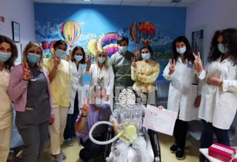 Αχαϊα – Κορονοϊός: Εξιτήριο για τον 8χρονο που πάλεψε κια βγήκε νικητής! Χριστούγεννα στο σπίτι