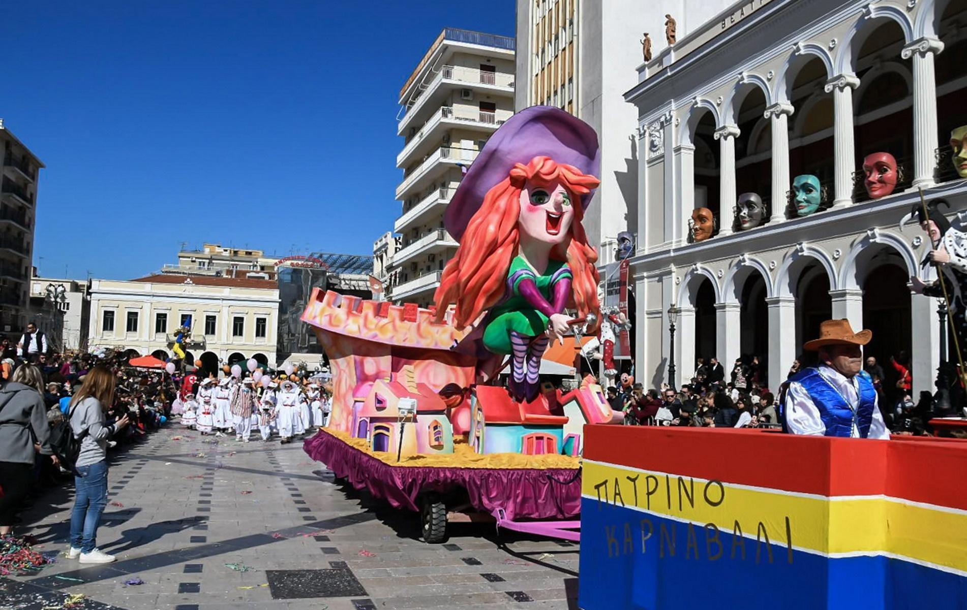 Πατρινό Καρναβάλι 2021 τέλος λόγω κορονοϊού: Πώς θα γιορταστεί