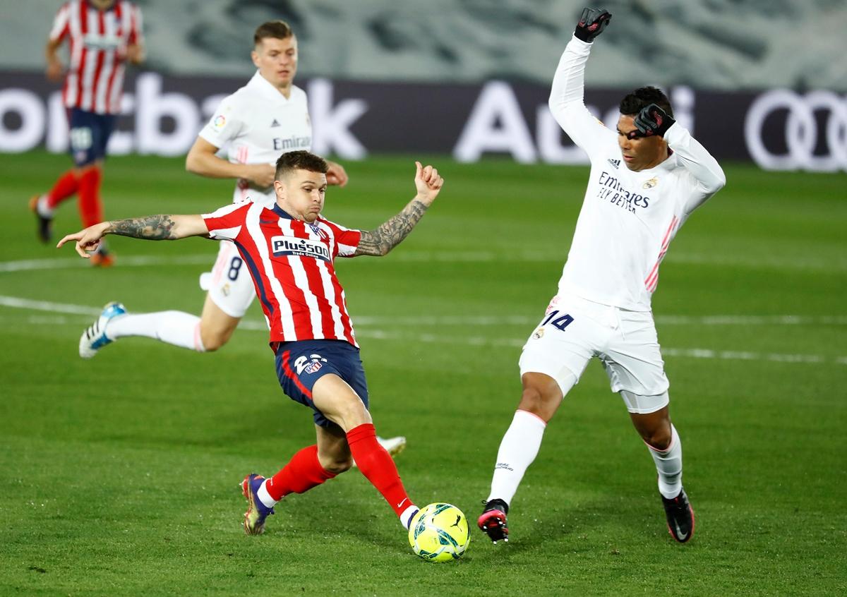 """Ρεάλ – Ατλέτικο 2-0 ΤΕΛΙΚΟ: """"Αφεντικό"""" της Μαδρίτης η ομάδα του Ζιντάν"""