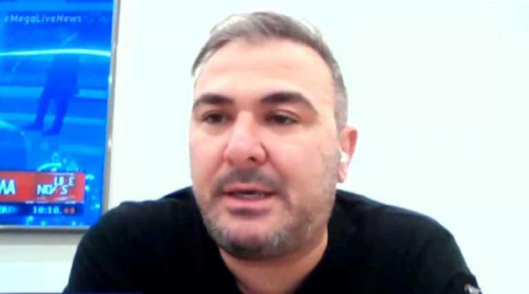 """Αντώνης Ρέμος: """"Το MEGA δείχνει ότι είναι το μεγαλύτερο κανάλι"""""""