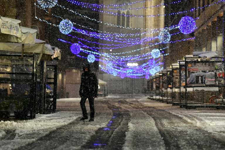 Ιταλία: 390.000 επιχειρήσεις έκλεισαν φέτος λόγω του κορονοϊού