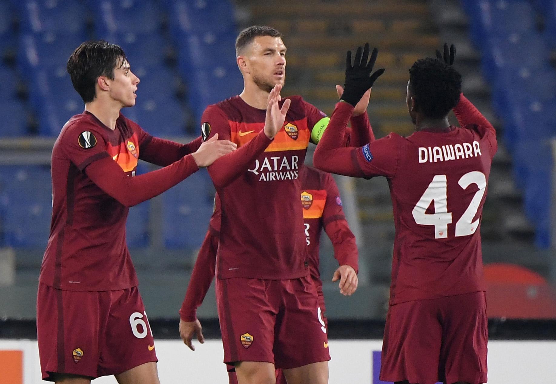 Η Ρόμα νίκησε άνετα την Τορίνο και έβαλε «φωτιά» στην κορυφή της Serie A