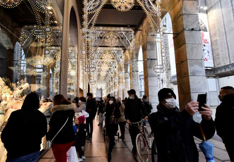 Ιταλία – Κορονοϊός: 13.571 κρούσματα και 524 νεκροί το τελευταίο 24ωρο