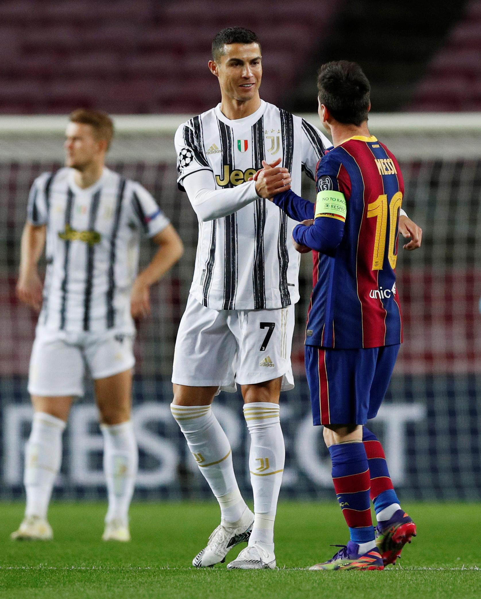 FIFA «The Best»: Ο Κριστιάνο Ρονάλντο ψήφισε Μέσι, ο Αργεντινός «κοίταξε» αλλού