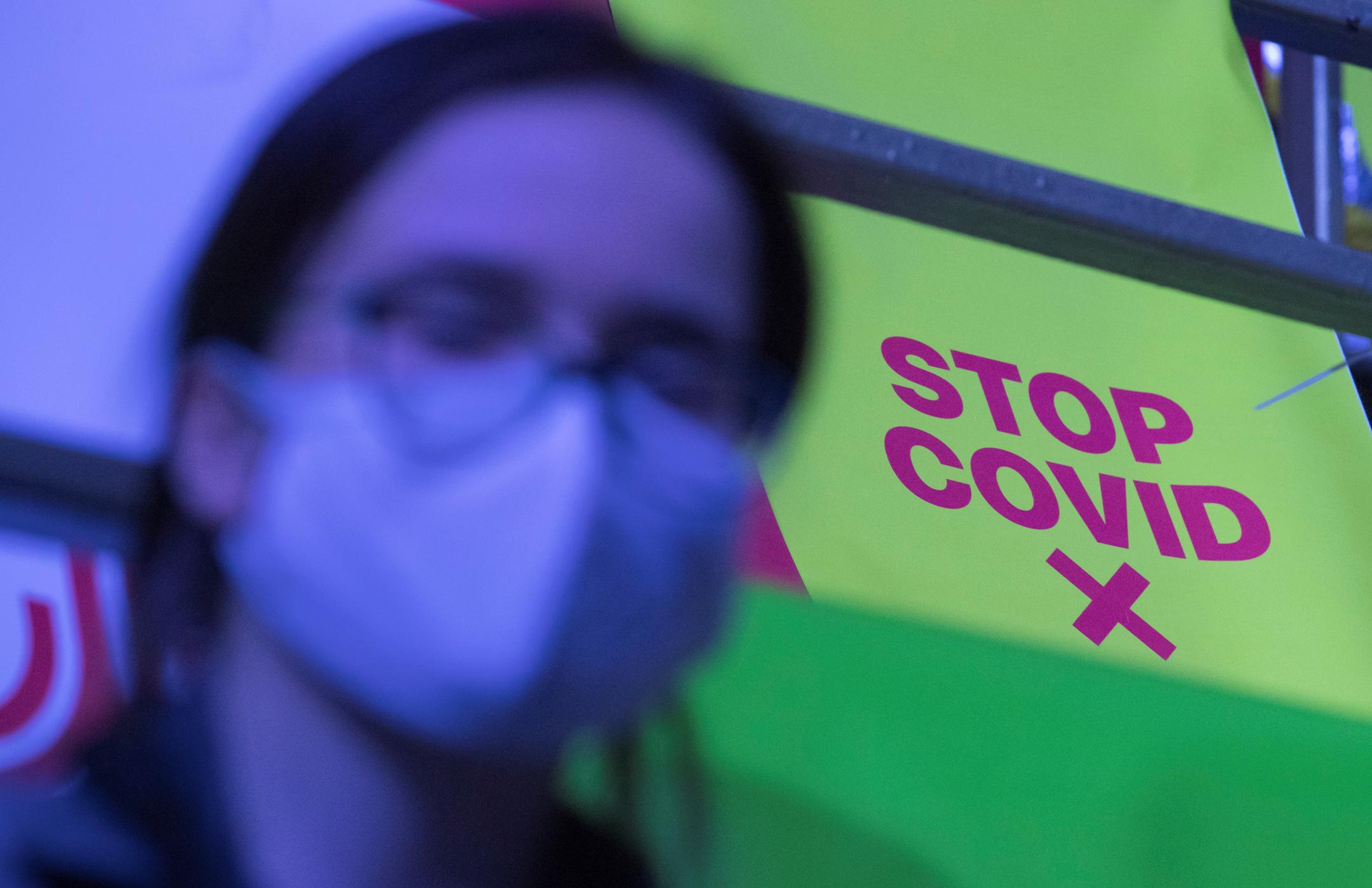 Ρωσία – κορονοϊός: 10.535 νέα κρούσματα και 452 θάνατοι το τελευταίο 24ωρο