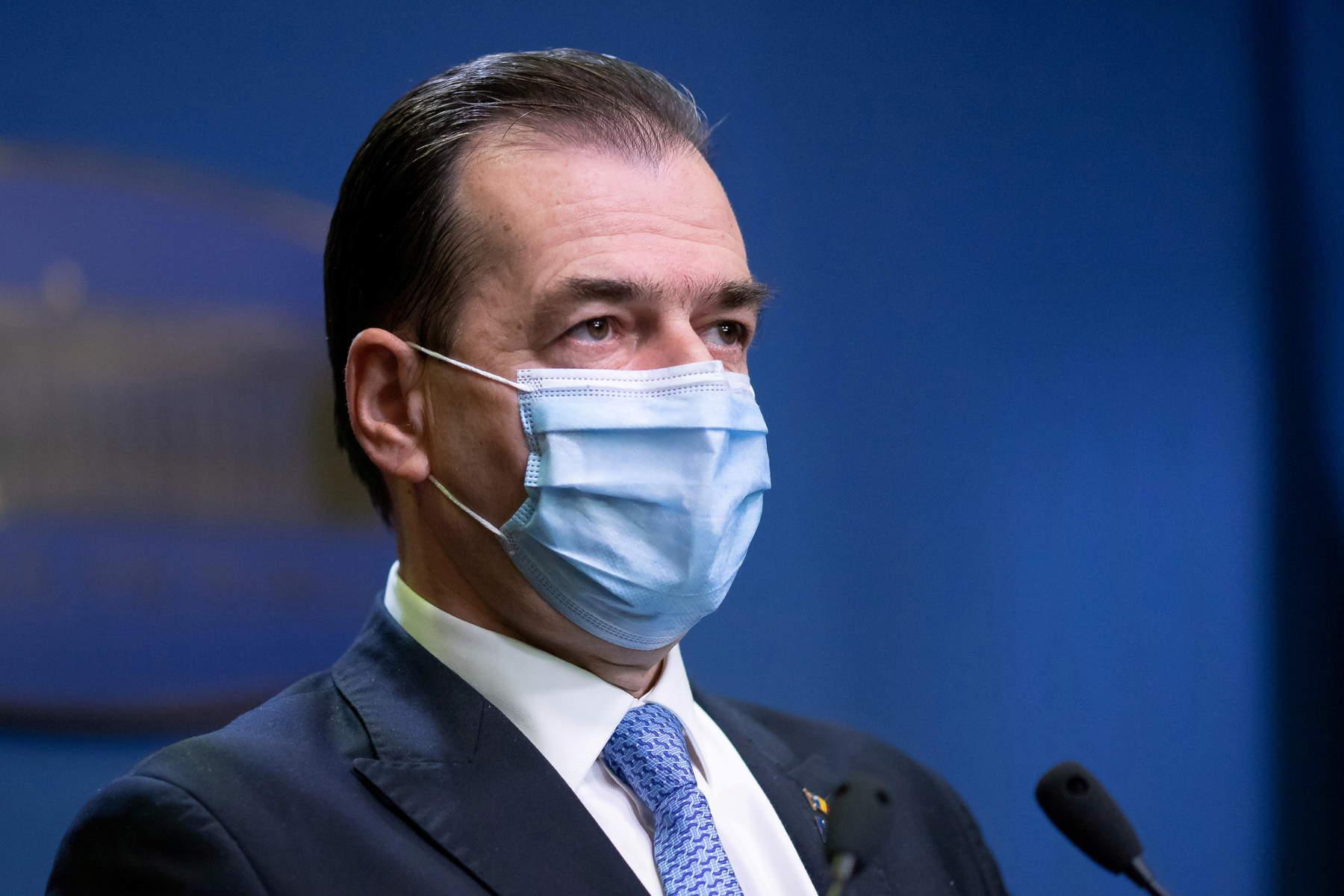 Ρουμανία: Ο πρωθυπουργός Όρμπαν παραιτήθηκε μετά την ήττα στις εκλογές