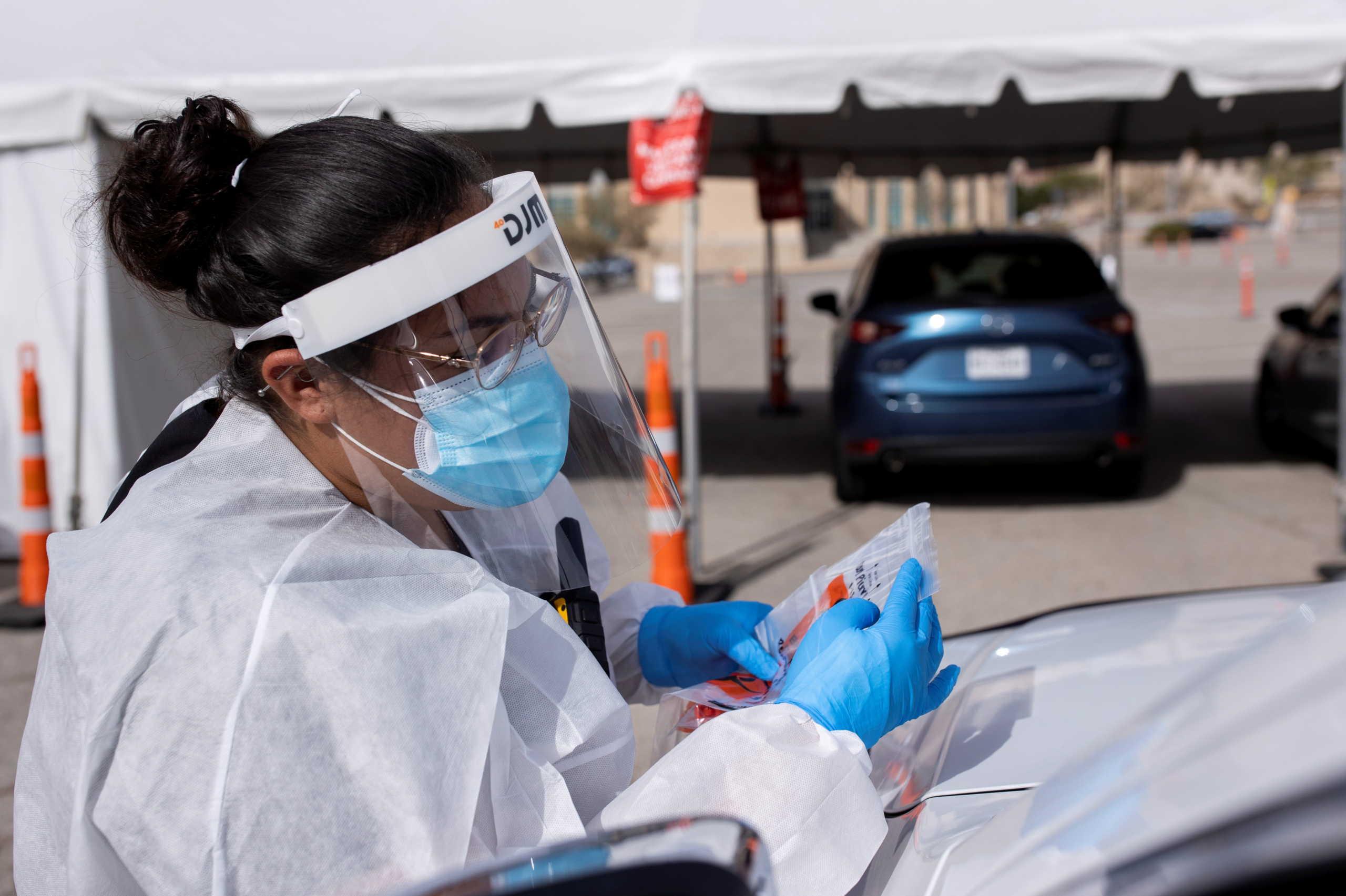 Η αμερικανική FDA έδωσε κατεπείγουσα έγκριση σε νέο τεστ αντισωμάτων κατά του κορονοϊού