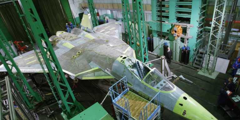 «Σκάνδαλο» στη Ρωσία – «Κατάσκοπος» διέρρευσε απόρρητα δεδομένα υπερηχητικών αεροσκαφών!