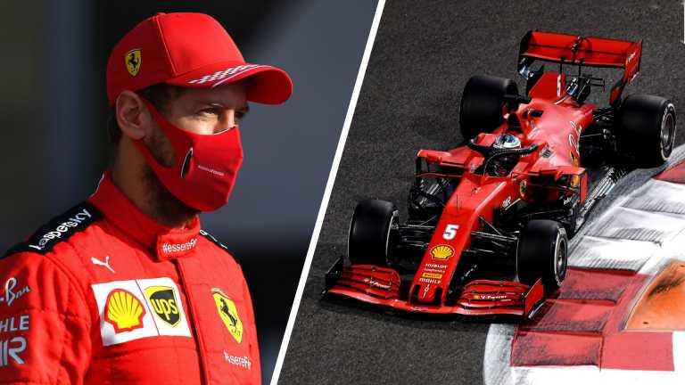 Το αντίο της Ferrari στον Sebastian Vettel [vid]