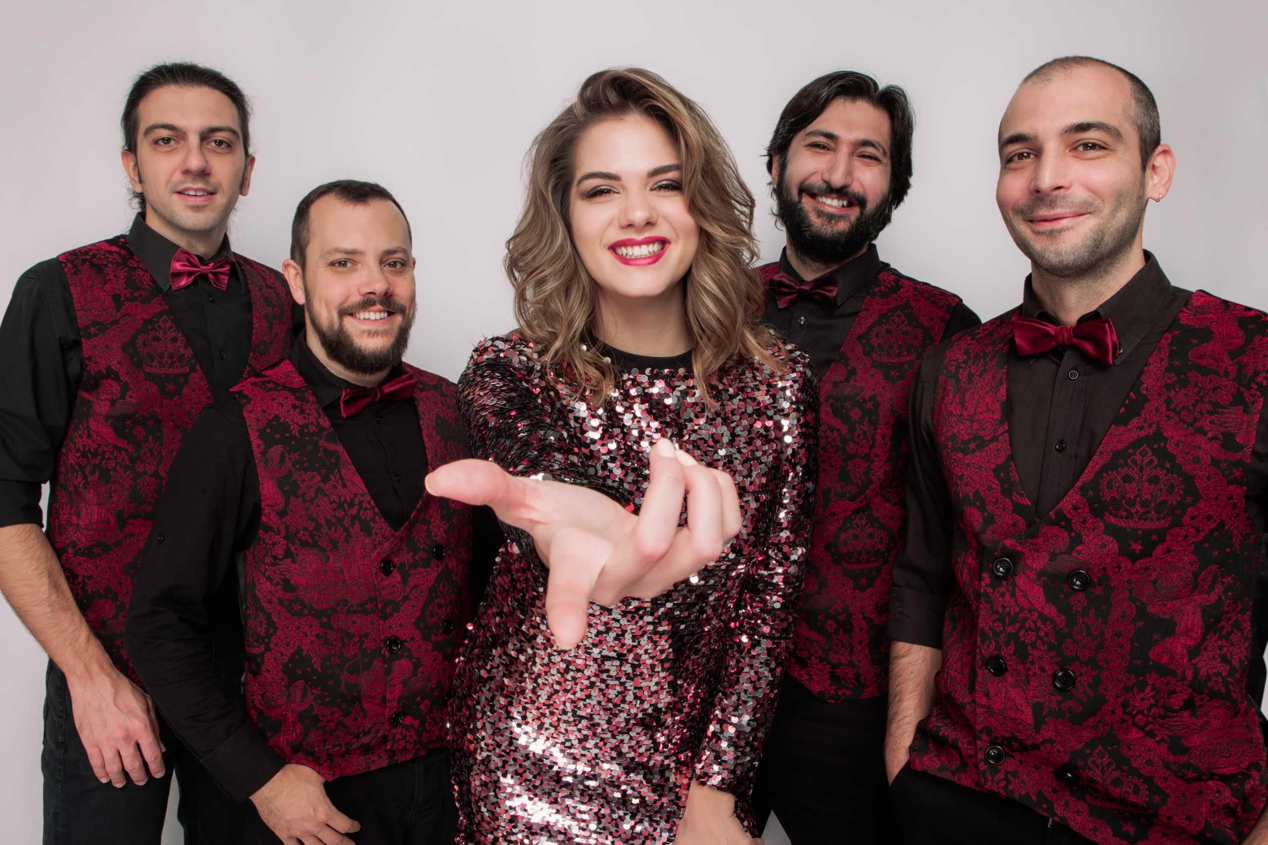 Θεσσαλονίκη: Διαδικτυακή εορταστική συναυλία των Souled Out από το μέγαρο μουσικής της πόλης
